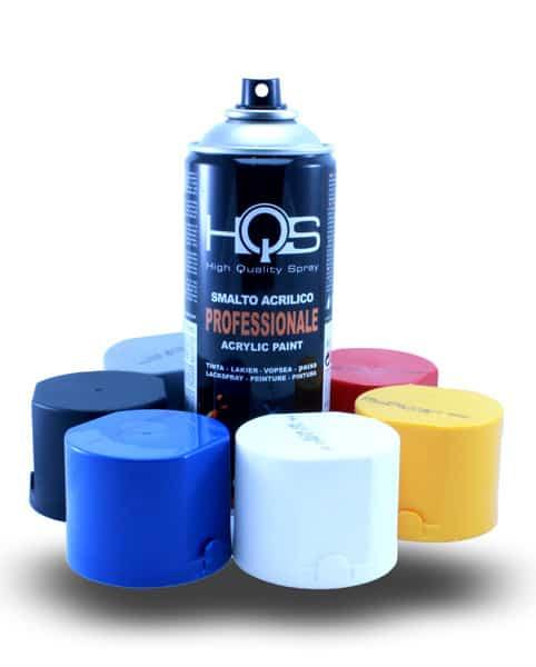 Vernice spray HQS
